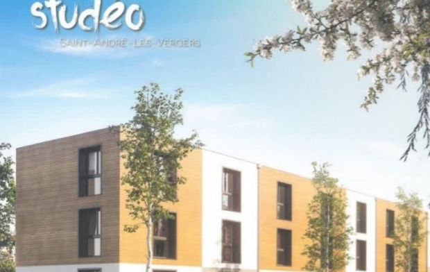 Agence Cosi Appartement | TROYES (10000) | 23 m2 | 75 900 €
